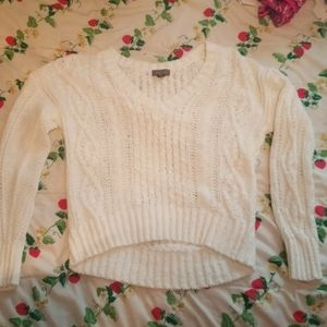 NWOT j crew cable knit sweater